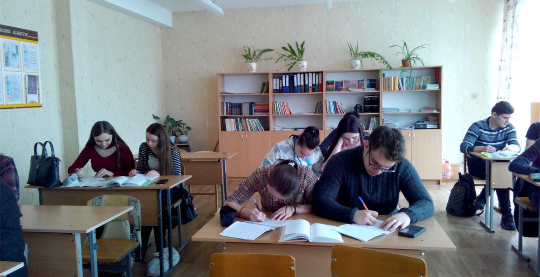 Профориентационные мероприятия в школах Могилевской области
