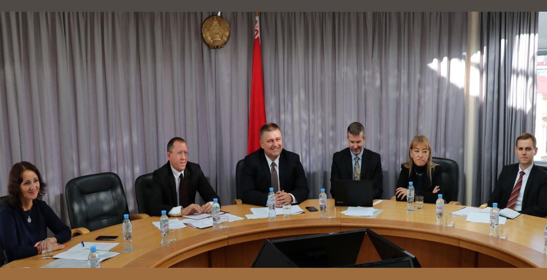О первом заседании Научно-консультативного совета по международному праву при МИД Беларуси