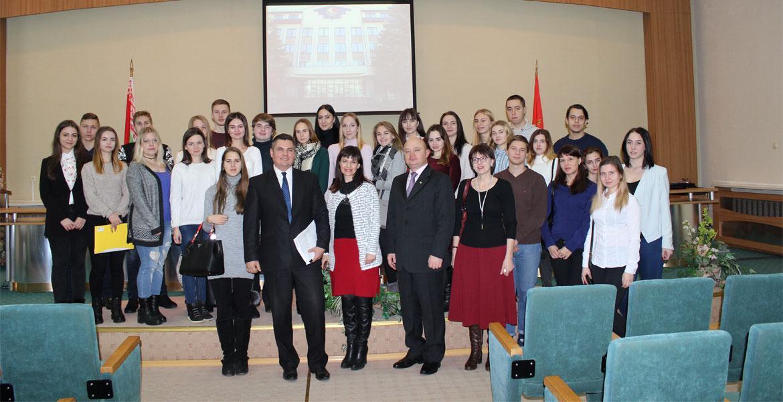 «День открытых дверей» в Экономическом суде Могилевской области