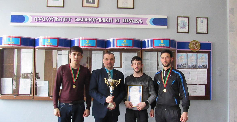 Прошёл открытый турнир УСК по волейболу с участием студентов юридических вузов города Могилева